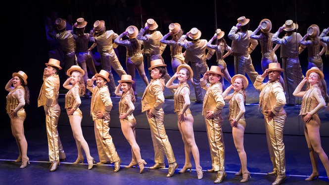 """""""A Chorus Line"""" opens today at Circle Theatre."""