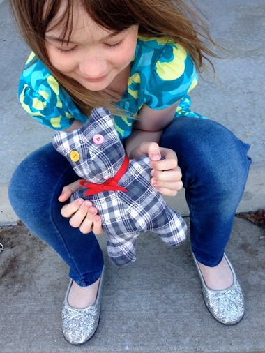 Hospice of Michigan is recruiting volunteers to sew memory bears and pillows for grieving family members out of their loved one's clothing. These mementos serve as a tangible memory for those going through a difficult time.