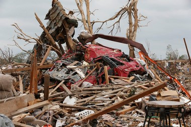 National Weather Service employees, including roughly 20 in Grand Rapids, will not be furloughed under a plan spurred in part by deadly tornadoes out west.