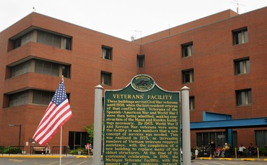 Grand Rapids Home for the Veterans