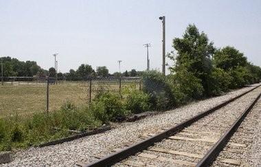 Train Hits Kills Man Lying Across Tracks Mlive Com
