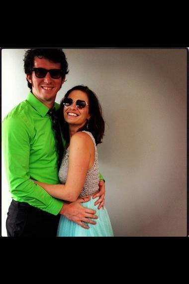 Kelly and Paul Hurlbert