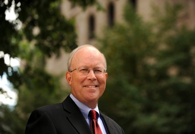 Lawrence Burns is leading an advisory committee review Michigan's Public Health Code.