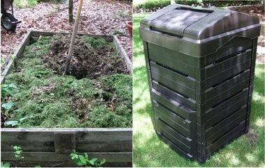 Backyard composting soon will be legal in Grand Rapids, as long as it's done in a commercially-manufactured bin. Should homemade, wooden composting bins be permitted, too?