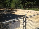 City wading pools, like this one at Wilcox Park, are closed and planned to be removed.