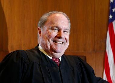 U.S. District Judge in Grand Rapids Robert Holmes Bell.
