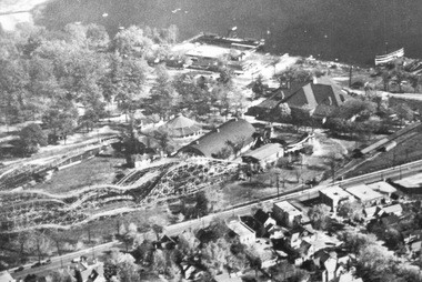 Once located on the shores of Reeds Lake, the former Ramona Park is long gone but not forgotten. Gail Snow has self-published an exhaustively-detailed history of the amusement park, which operated from the 1800s to 1955 in East Grand Rapids where the Gaslight Village business district is located today.