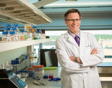 Dr. Patrik Brundin is director of Van Andel Research Institute's Center for Neurodegenerative Science.