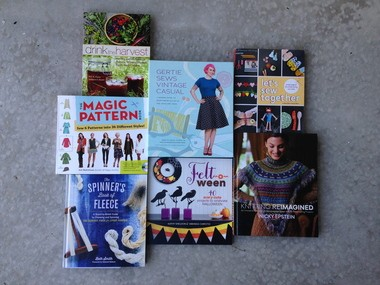 These new craft books offer creative inspiration for all ages.