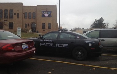 Wyoming police maintaining a presence at Lee High School Thursday, Dec. 18, the day after a high school basketball player was shot in the leg leaving practice.