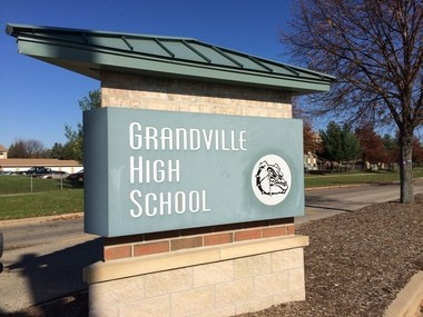 16-year-old Grandville High School student featured in viral