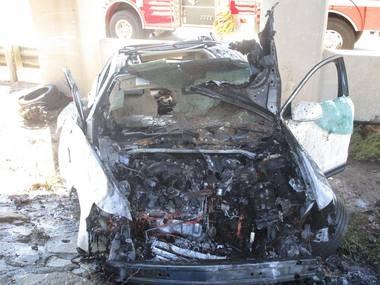 Grand Rapids man hospitalized after fiery I-96 crash - mlive com
