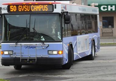 A bus drivers' union has reached an agreement with The Rapid to allow protests, distribution of leaflets, regarding on-going labor dispute.