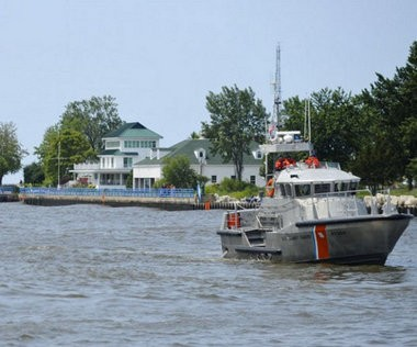 Police identified a man who died Sunday, Aug. 22, after struggling in Lake Michigan's high waves.