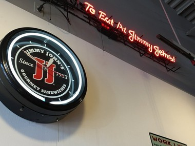 Jimmy John's is facing a federal lawsuit after a woman says she suffered an allergic reaction to Dijon mustard, after ordering it without mustard and mayonnaise.