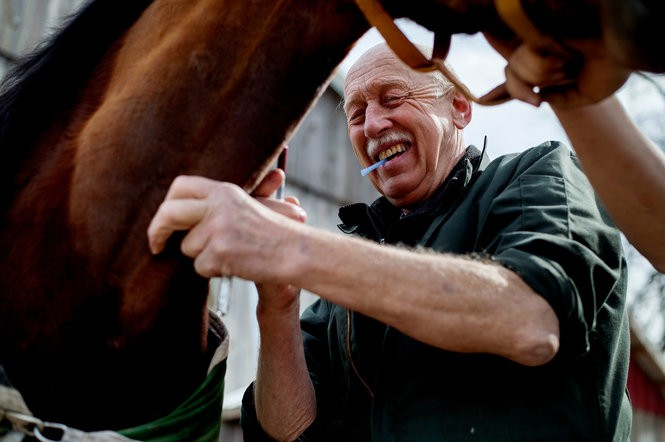 A day in the life of 'The Incredible Dr  Pol' - mlive com
