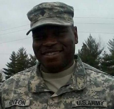 Sgt. Terrence Hinton
