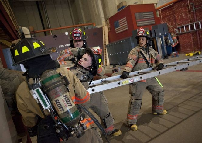 A Behind The Scenes Look At Grand Rapids Fire Department
