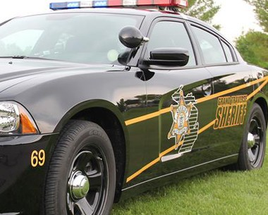 Grand Traverse County sheriff's deputies arrested a man after a police chase and fatal crash.
