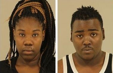 Monee Duepre Atkinson and Trayvin Donnell Lewis