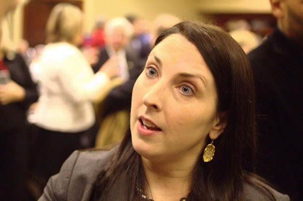 Ronna Romney McDaniel in an MLive file photo