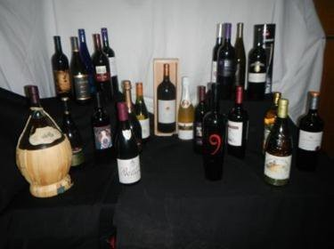 These wines are among those to be auctioned off at request of bankruptcy court.