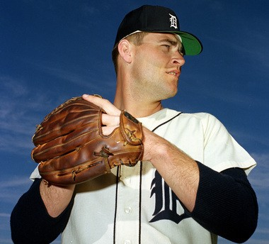 Denny McLain, with the Tigers in 1967.