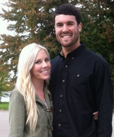 Detroit Tigers minor league pitcher Robbie Ray and his fiancee Taylor Pasma. He was traded from the Washington Nationals in the Doug Fister trade on Dec. 3, 2013. He is engaged to Pasma of Byron Center, Mich. This photo is from his Twitter account, RobbieRay22.
