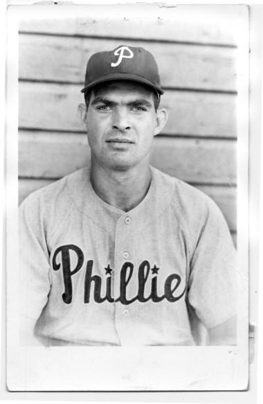 Jim Command, former major league baseball player