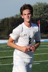 West Catholic senior Andrew James adds versatility to the Falcon lineup.