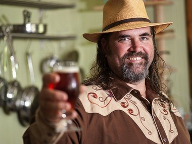 New Holland Brewing Co.'s Fred Bueltmann, aka The Beervangelist.