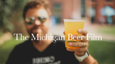 "The ""Michigan Beer Film,"" from Kalamazoo's Rhino Media Productions, examines Michigan's growing craft beer industry."