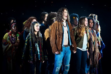 Hair' to bring a trip back to the Age of Aquarius to WMU's
