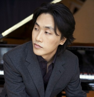 Pianist Minsoo Sohn performed Sunday in the finale of The Gilmore's Rising Stars piano series.