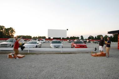 The Capri Drive-In opened in 1964. The owner recently spent $144,000 to convert its two projectors to digital.