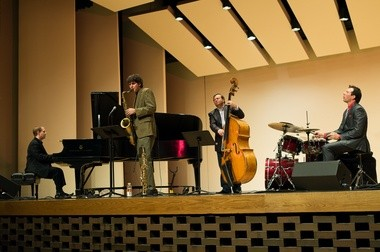 "The Western Jazz Quartet will perform critically-aclaimed album, ""Free Fall"" at WMU Sept. 12."