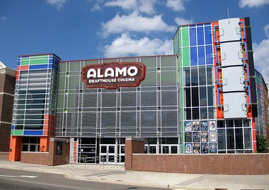 Alamo Drafthouse Cinema officials have provided this rendering of how the Kalamazoo theater will look.