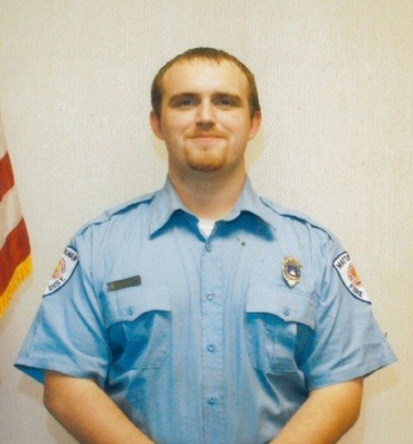 Former Mattawan firefighter Nathan Fruin was honored Sunday at a national memorial service for firefighters who died in the line of duty. Fruin died on Feb. 26, 2013 after going into full cardiac arrest while bringing supplies to the scene of a fire.
