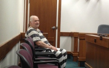 Marion Conley appeared in Allegan County Court Tuesday when his preliminary examination was rescheduled for May 9.