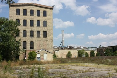 A federal grant will be requested to clean up a portion of the former Fix River paper mill in Vicksburg.