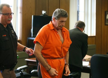 Charles Pickett Jr. appeared in Kalamazoo County District Court Wednesday, June 22 in front of Robert Kropf.