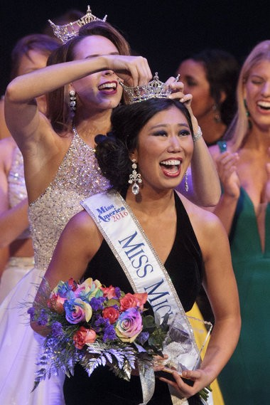 Miss Michigan Arianna Quan will attend the annual Chinese New Year celebration.