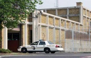 The Kalamazoo County Jail.