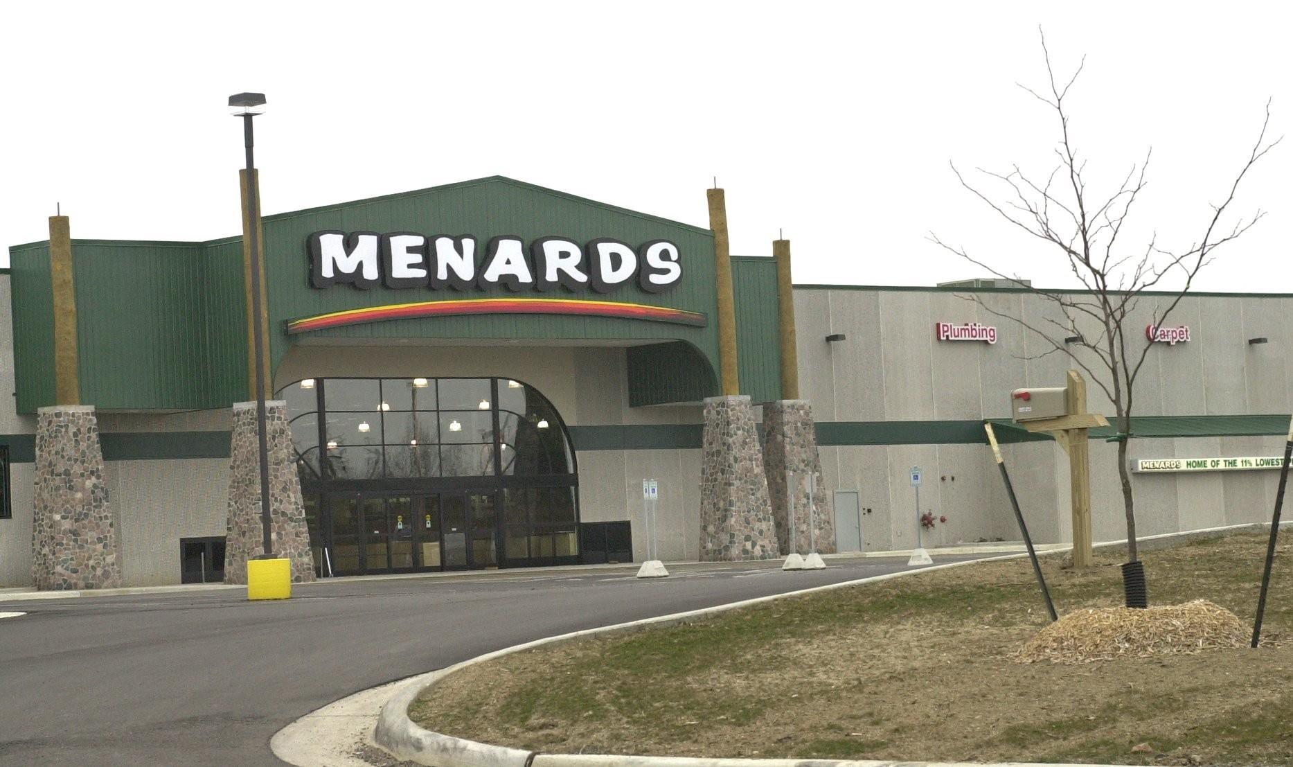 Excellent Menards Home Improvement Store Opening In Three Rivers On Creativecarmelina Interior Chair Design Creativecarmelinacom