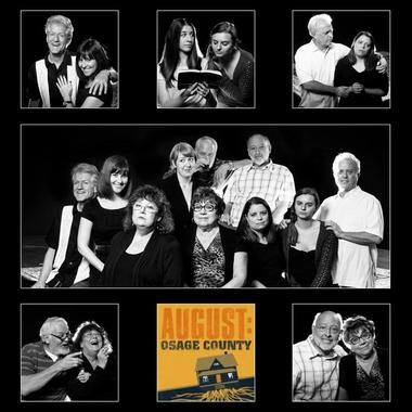 """""""August: Osage County"""" open Thursday at Riverwalk Theatre."""