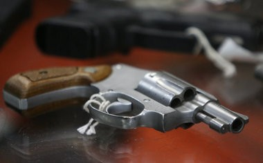Officials report a rise in concealed weapons permit applications in Bay County.