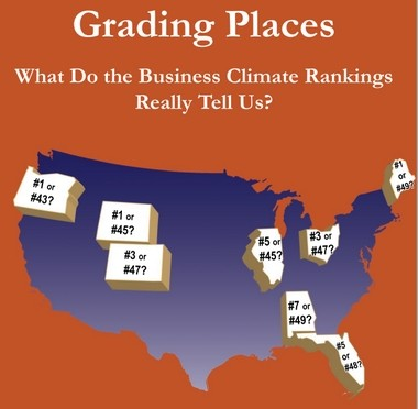Studies rank Michigan highly for its developing business climate - and it'll surely be a tool in Gov. Snyder's re-election campaign. But what do they really mean?