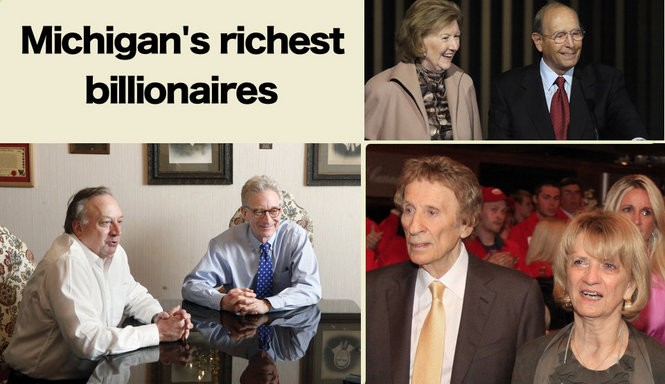 From Hank Meijer to Roger Penske, see Michigan's 10 richest