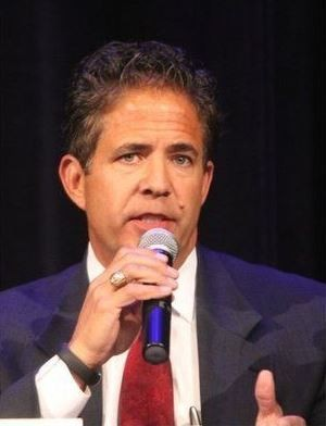 Mike Bishop has won the 8th Congressional District.