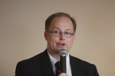 Republican State Rep. Tom McMillin.